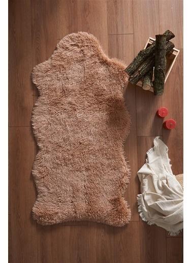 MarkaEv Post Camel Halı Camel